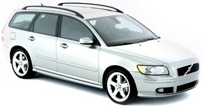 Picture of 2004 Volvo V50