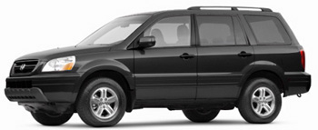 Picture of 2004 Honda Pilot