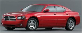Picture of 2006 Dodge Charger (in red)