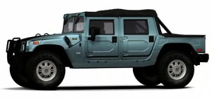 Small picture of a 2004 Hummer